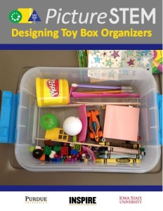 Toy Box Organizer